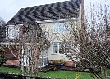 Thumbnail 3 bed detached house for sale in Cae Meldon, Abergavenny