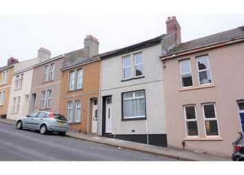 Thumbnail 2 bed terraced house for sale in Northumberland Street, Plymouth