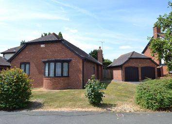 Thumbnail 3 bed detached bungalow for sale in The Leas, Chestfield, Whitstable