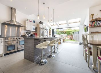 Thumbnail 4 bed semi-detached house for sale in St. Leonards Road, London