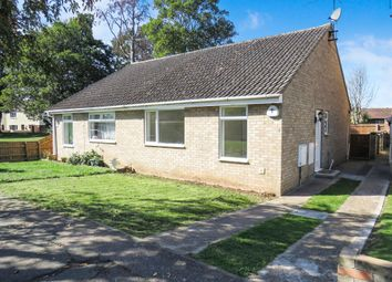 Thumbnail 2 bedroom semi-detached bungalow for sale in Prince Of Wales Close, Wisbech