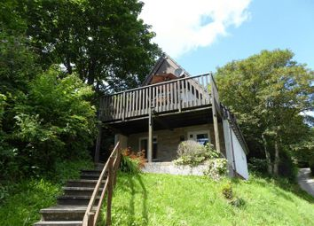 Thumbnail 4 bed property for sale in Valley Lodges, Honicombe Park, Callington