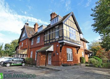 Thumbnail 2 bed flat for sale in St Cross Chambers, Upper Marsh Lane, Hoddesdon