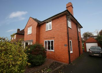 Thumbnail 5 bed detached house for sale in Ardmillan Close, Oswestry, Shropshire