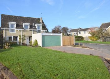 Thumbnail 4 bed detached house for sale in Cowley Way, Sutton Benger, Chippenham, Wiltshire