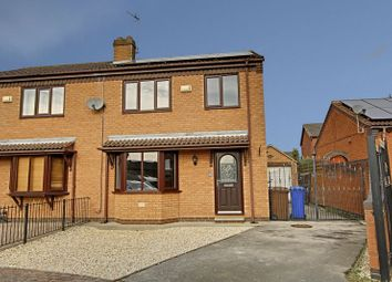 Thumbnail 3 bed semi-detached house for sale in Elm Avenue, Burstwick, Hull