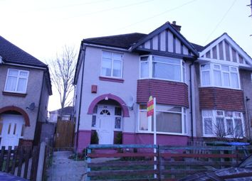 Thumbnail 2 bedroom flat to rent in Pansy Road, Southampton