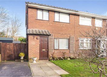 Thumbnail 3 bed semi-detached house for sale in Arndale, Beechwood, Runcorn