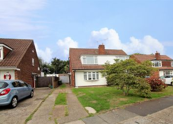 Thumbnail 3 bed semi-detached house for sale in Epsom Close, Bexleyheath