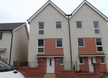 Thumbnail 3 bed semi-detached house to rent in Cranbrook, Exeter