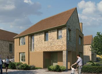 "Thumbnail 4 bedroom detached house for sale in ""Bodleian I"" at Barton Village Road, Headington, Oxford"