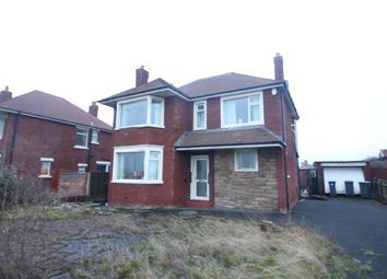 Thumbnail 3 bed detached house for sale in Queens Promenade, Norbreck, Thornton-Cleveleys, Lancashire