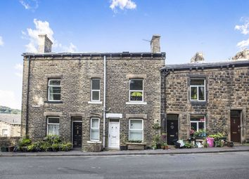 Thumbnail 4 bed terraced house for sale in Wood End, Hebden Bridge