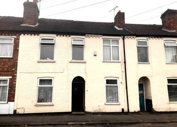 Thumbnail 3 bed terraced house for sale in Webb St, Lincoln