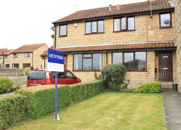 Thumbnail 3 bed terraced house for sale in Manor Road, Tadcaster