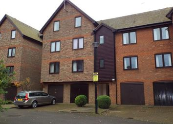 Thumbnail 2 bed flat for sale in Paige Stair Lane, Kings Lynn, Norfolk