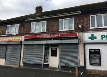 Thumbnail Retail premises for sale in Merseybank Avenue, Chorlton, Manchester