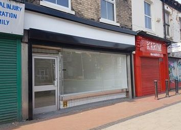 Thumbnail Retail premises to let in 155 Spring Bank, Hull, East Yorkshire
