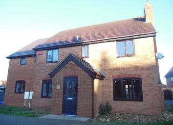 Thumbnail 5 bedroom detached house to rent in Stubbs Field, Shenley Brook End, Milton Keynes