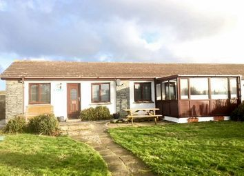 Thumbnail 3 bed semi-detached bungalow to rent in Sennen, A30, Penzance