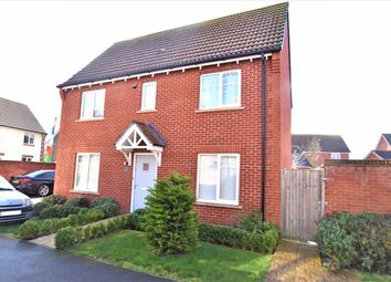 Thumbnail 3 bed detached house for sale in The Poplars, Harwell, Didcot