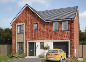 "Thumbnail 4 bed detached house for sale in ""The Hanbury"" at Park Wynd, Middlesbrough"