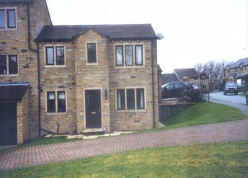 Thumbnail 2 bed terraced house to rent in 3 Fearnley Court, Wooldale