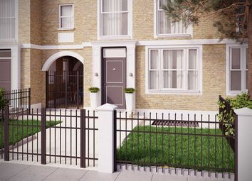 Thumbnail 5 bed terraced house to rent in Marlborough Hill, London