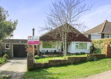 Thumbnail 3 bed detached bungalow for sale in Fairholme Road, Newhaven