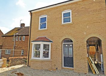 Thumbnail 4 bedroom link-detached house for sale in White Hart Lane, Soham, Ely
