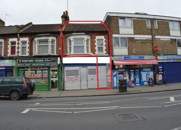 Thumbnail 3 bed duplex for sale in Portway, Stratford, London