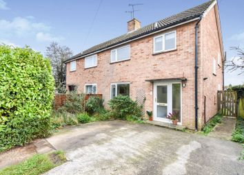 Thumbnail 3 bed semi-detached house for sale in Broomhall Road, Chelmsford