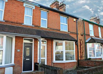 Thumbnail 3 bedroom end terrace house to rent in Cornwall Road, Felixstowe