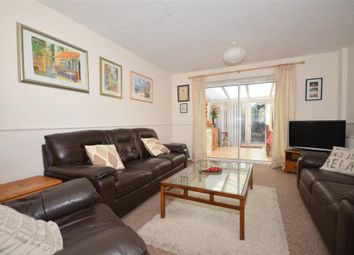 Thumbnail 2 bed terraced house for sale in Dorset Gardens, East Grinstead, West Sussex