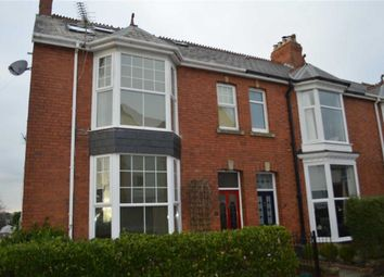 Thumbnail 5 bedroom end terrace house for sale in Sketty Avenue, Swansea