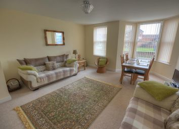 Thumbnail 2 bed flat for sale in Jubilee Court, Station Avenue, Filey