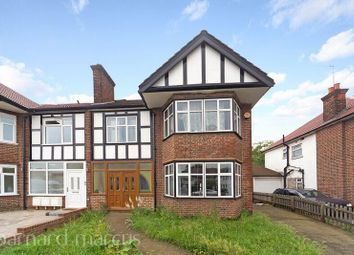 Thumbnail 4 bed property to rent in Hendon Way, London