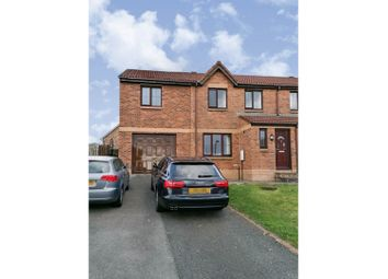 Thumbnail 4 bed semi-detached house for sale in Holly Bank, Whitehaven