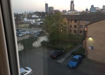 Thumbnail 1 bed flat to rent in Carolina Cl, Newham