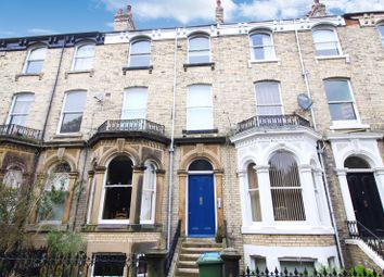 Thumbnail 1 bed flat for sale in Grosvenor Crescent, Scarborough