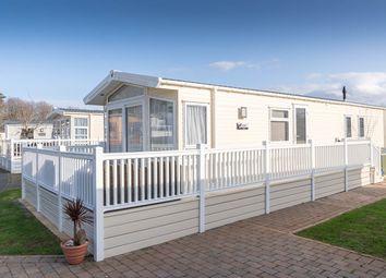 Thumbnail 3 bed detached house for sale in Plas Coch Caravan & Leisure Park, Llanfairpwllgwyngyll