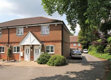 Thumbnail 2 bedroom end terrace house for sale in Belmont Drive, Four Marks, Hampshire