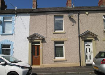 Thumbnail 2 bedroom terraced house for sale in Aberdyberthi Street, Swansea, City And County Of Swansea.