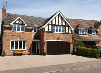 4 bed property for sale in Lynmore Close, Hunsbury Meadows, Northampton NN4