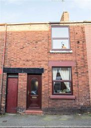 Thumbnail 2 bed town house for sale in London Street, Leek
