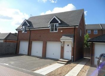 Thumbnail 2 bed maisonette for sale in Poppy Close, Red Lodge, Bury St. Edmunds, Suffolk
