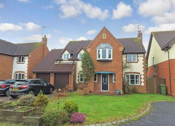 Thumbnail 4 bed detached house for sale in Mandalay Drive, Norton, Gloucester