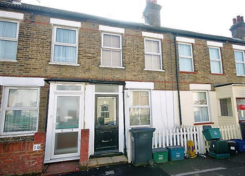Thumbnail 2 bedroom terraced house to rent in Jennett Road, Croydon