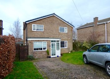 Thumbnail 4 bed detached house for sale in School Road, Hemingbrough, Selby
