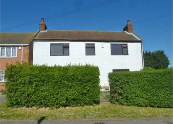 Thumbnail 3 bed detached house for sale in Moat Lane, South Killingholme, Immingham, Lincolnshire